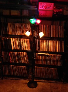 The Stacks of Wax at Mordenkainen's Parlour, Robin Street