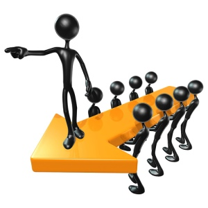 Communication is Leadership: everyone row in the same direction