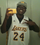 Taylor--LAKERS!
